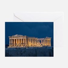 Parthenon Greeting Cards