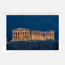 Parthenon Pillow Case