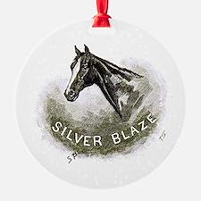 Silver Blaze Ornament