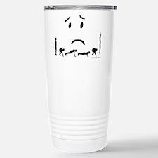 Funny Love hate Travel Mug