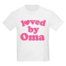 Loved By Oma T-Shirt