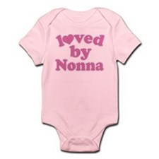 Loved By Nonna Onesie