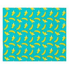 Bananas Pattern King Duvet