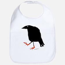 Unique Blackbird Bib