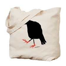 Cute Crowe Tote Bag
