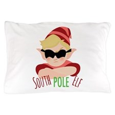 South Pole Elf Pillow Case