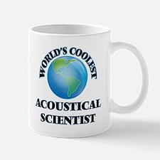 Acoustical Scientist Mugs