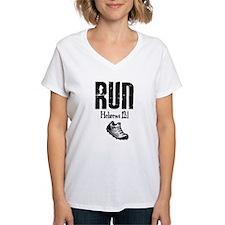 Hebrews Run Shirt