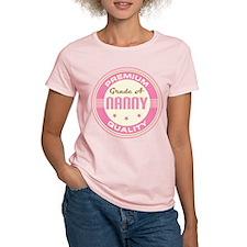 Vintage Nanny T-Shirt