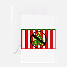Say NO To Christmas? Greeting Cards