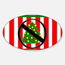 Say NO To Christmas? Decal