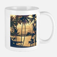 Tropical Silhouettes Mug