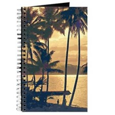 Tropical Silhouettes Journal