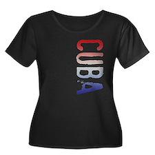 Cuba Plus Size T-Shirt