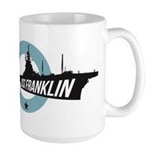 Uss Franklin Mug Mugs