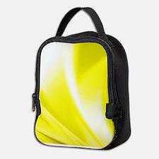 Yellow Flush Neoprene Lunch Bag
