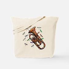 Wild Baritone Tote Bag