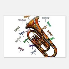 Wild Baritone Postcards (Package of 8)