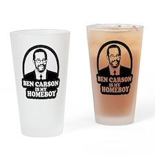 Ben Carson Homeboy Drinking Glass