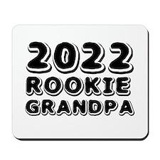 2015 Rookie Grandpa Mousepad