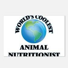 Animal Nutritionist Postcards (Package of 8)