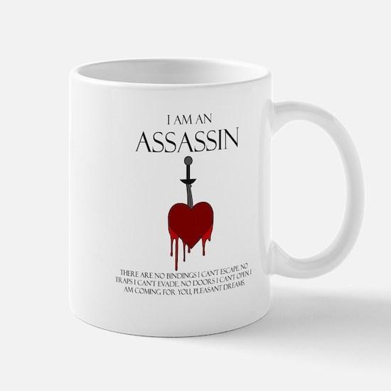 I am an Assassin Mugs