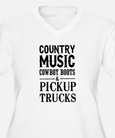 Country Music, Cowboy Boots & Pickup Trucks Plus S