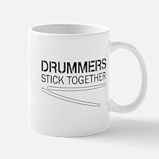 Drummers Stick Together Mugs