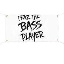 Fear the Bass Player Banner