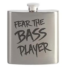 Fear the Bass Player Flask
