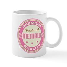 Vintage Memaw Small Mug