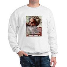 Sweatshirt Richard dawkins on Yahweh