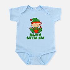 Babi's Little Elf Body Suit