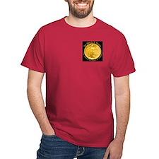 Gold Liberty 2 T-Shirt