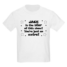 Jace is the Star T-Shirt