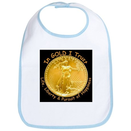 Gold Liberty 2 Bib