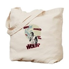 Who's Afraid of The Big Bad Wolf? Tote Bag