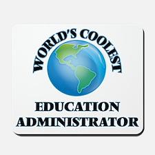 Education Administrator Mousepad