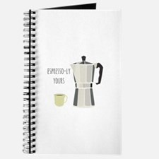 Espresso-ly Yours Journal