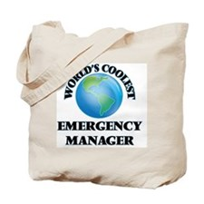 Emergency Manager Tote Bag