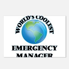 Emergency Manager Postcards (Package of 8)