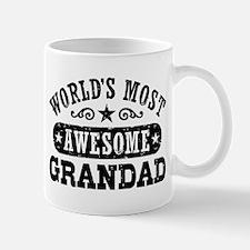 World's Most Awesome Grandad Mug