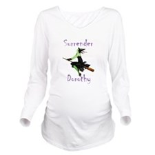 WITCH_Surrender Dorothy 3.png Long Sleeve Maternit
