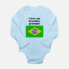 I Love My Brazilian Grandpa Body Suit