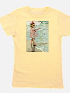 By The Ocean Girl's Tee
