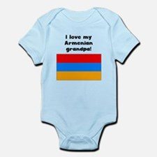 I Love My Armenian Grandpa Body Suit