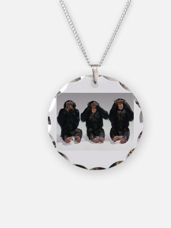 monkeys Necklace