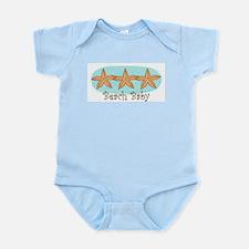 Beach baby Infant Bodysuit