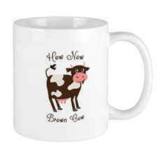Brown Cow Mugs