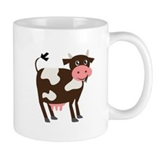 Dairy Cow Mugs